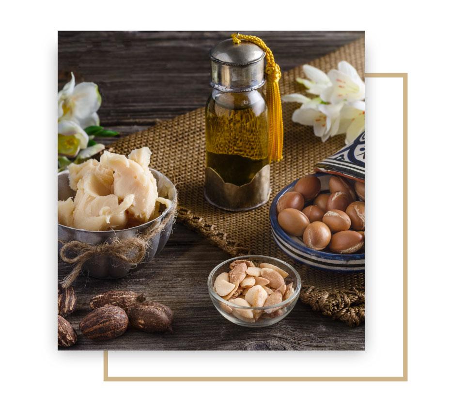 Olio di Argan - Naturamore: Niente vale più del tuo corpo