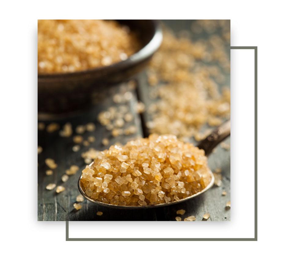 Cristalli di zucchero - Naturamore: Niente vale più del tuo corpo