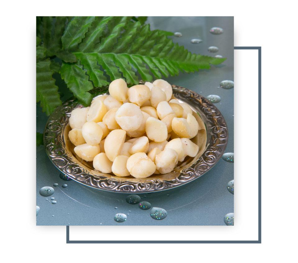 Olio di Macadamia - Naturamore: Niente vale più del tuo corpo