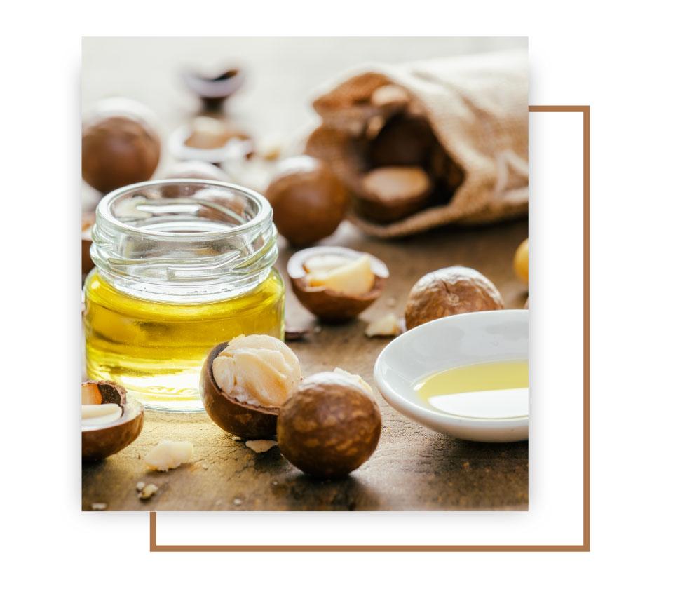 Olio di Macadamia - Naturamore: Niente vale più del tuo corpo.