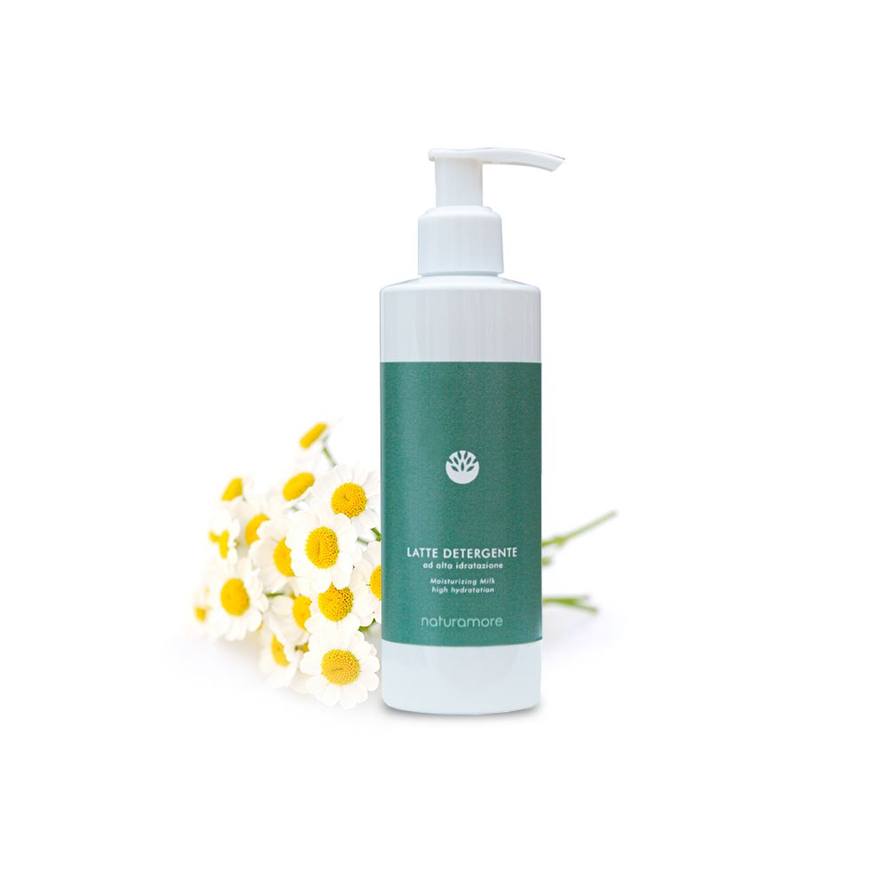 Latte Detergente | Naturamore: Cosmetici Naturali Professionali