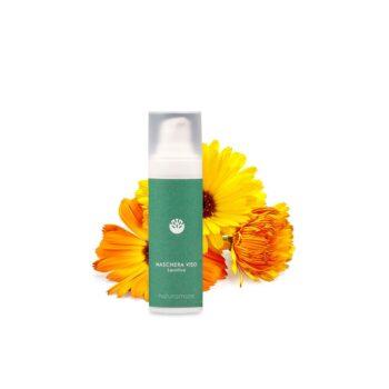 Maschera Crema Viso Pelli Sensibili | Naturamore: cosmetici naturali