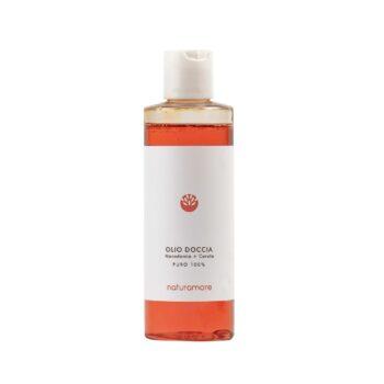 Olio doccia Macadamia e Carota   Naturamore: cosmetici naturali