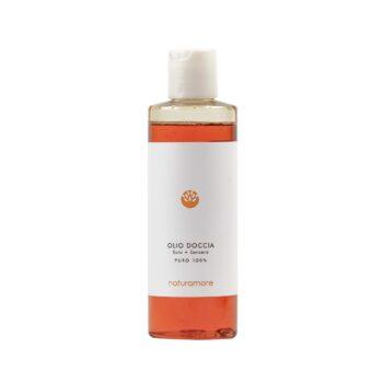 Olio doccia Soja e Zenzero   Naturamore: cosmetici naturali