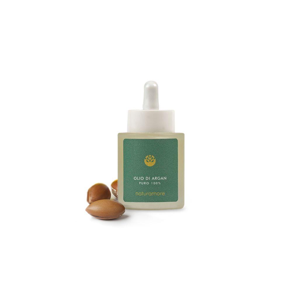 Olio di Argan puro | Naturamore: cosmetici naturali professionali