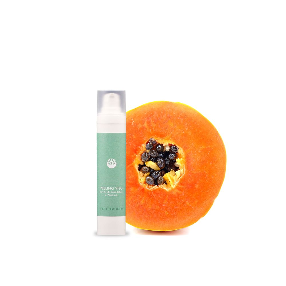 Peeling Viso Rinnovatore   Naturamore: Cosmetici Naturali