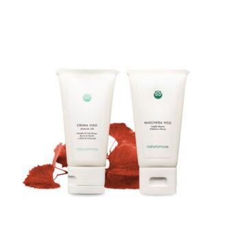 Crema + maschera viso | Naturamore: Cosmetici Naturali Professionali